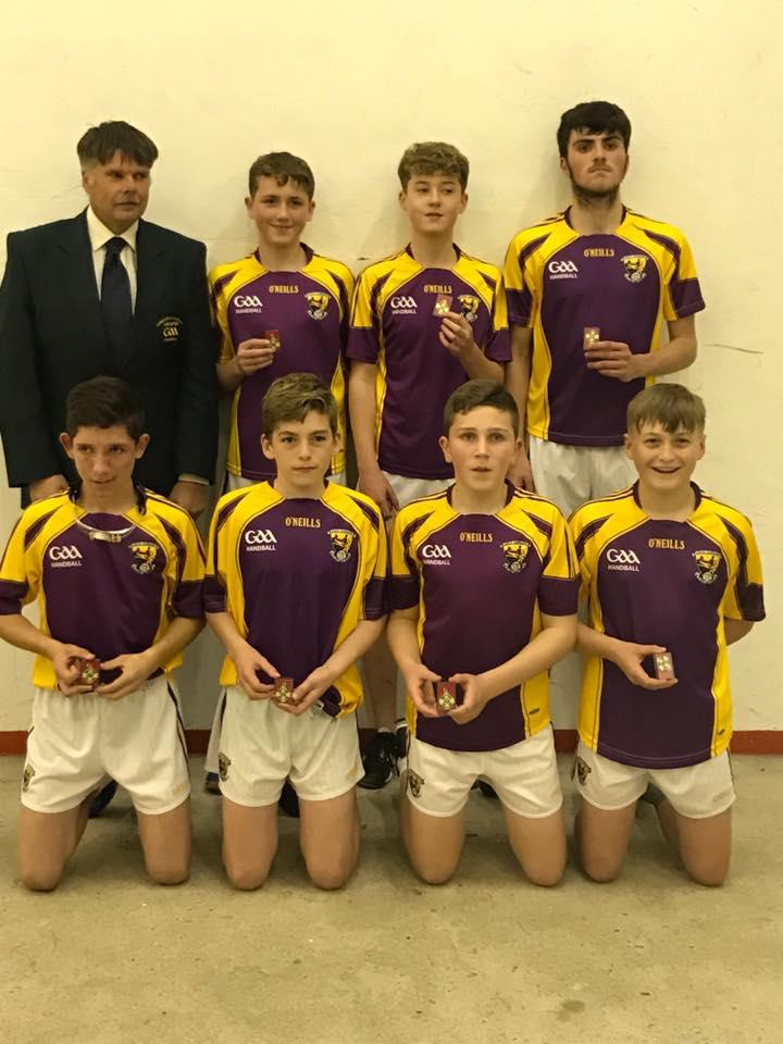 wexford-leinster-under-14-15-team-champions-2018